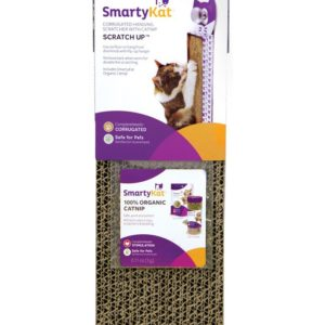 SmartyKat Corrugated Cat Scratcher