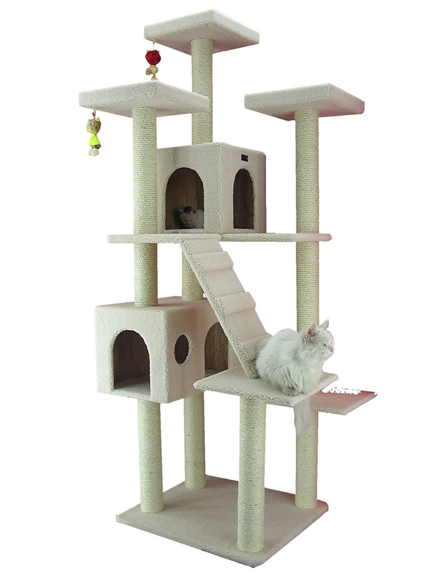 Armakat 75 inch and up Cat Tree Furniture Condo