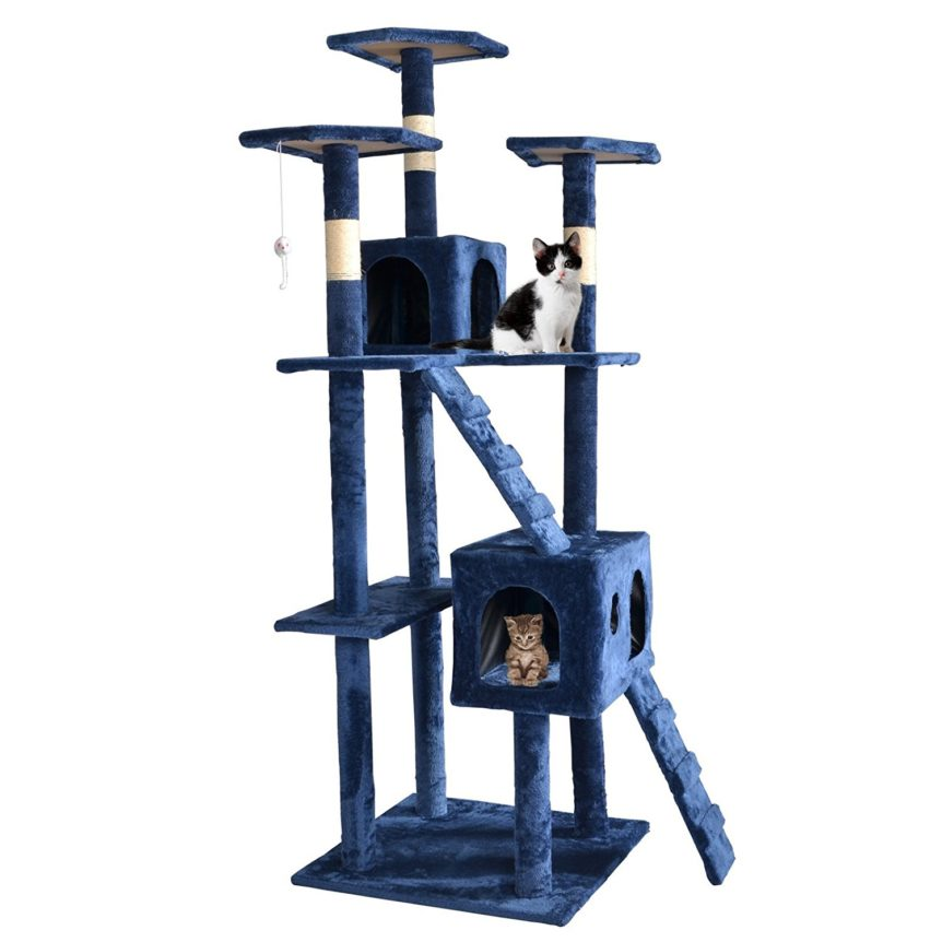 BestPet 73 inch Cat Tree