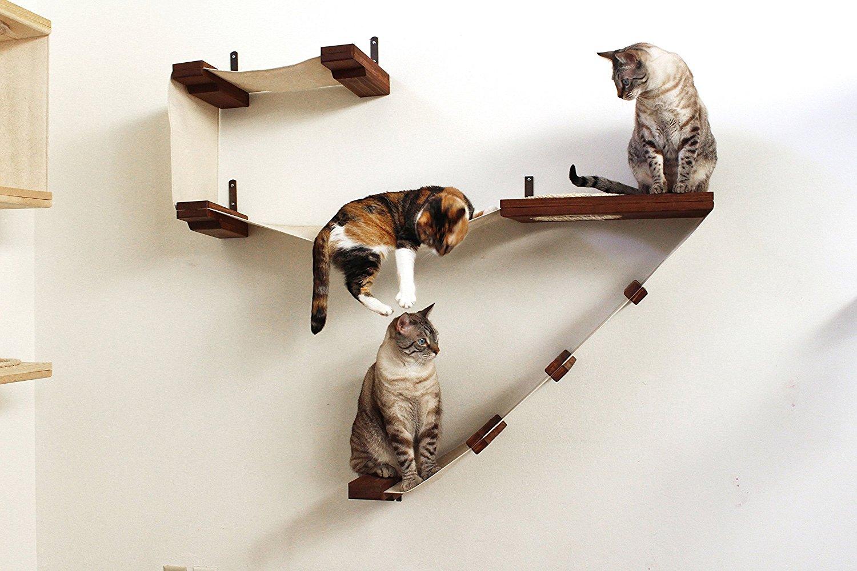 Catastrophicreations Deluxe Cat Playplace Cat Hammock