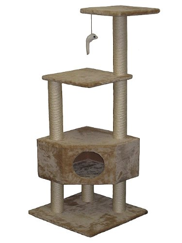 Go Pet Club 51 inch Cat Tree