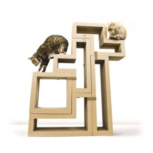 Katris Modular Cat Tree Original Kraft