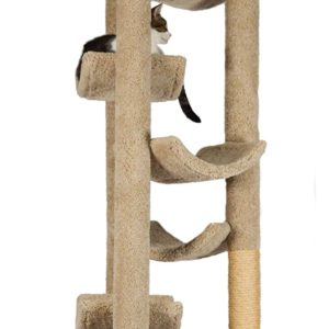 Molly and Friends 86 inch Pinnacle Extra-Large Cat Tree