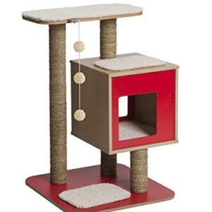 Vesper Cat Furniture V-Base Cat Tree