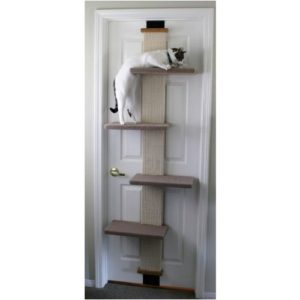 Smartcat Cat Climber Back of Door Unit