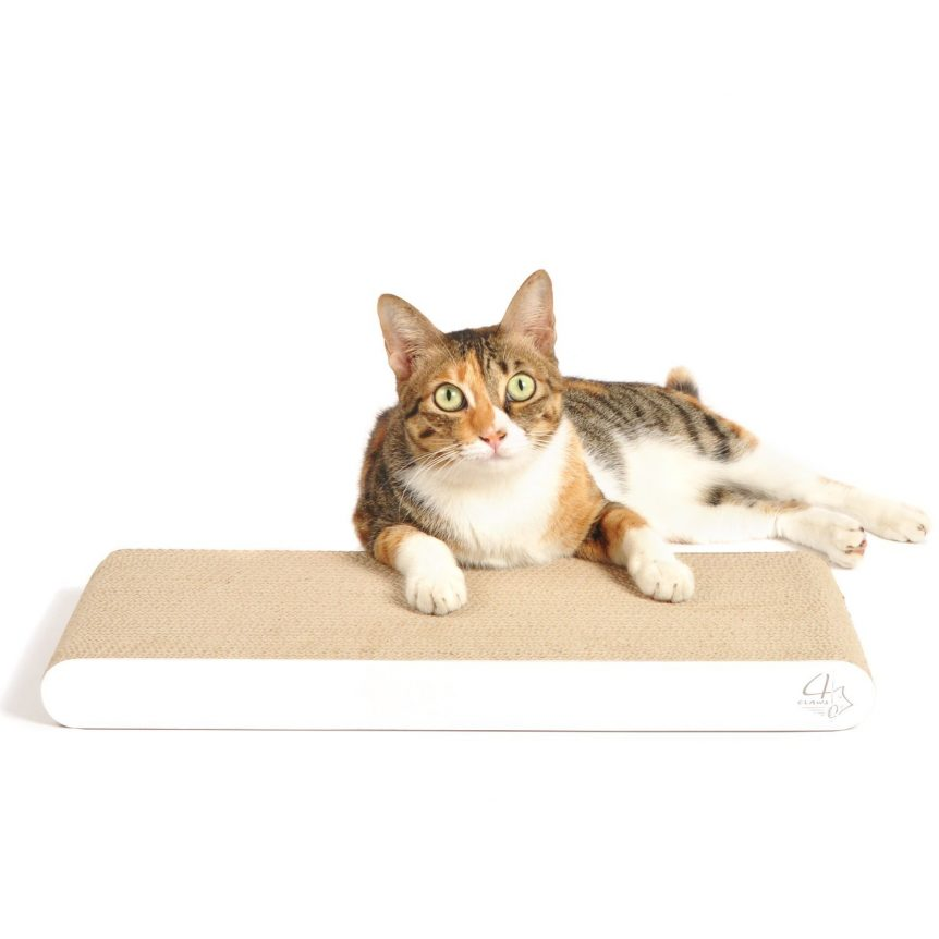 4CLAWS Flat Scratching Pad