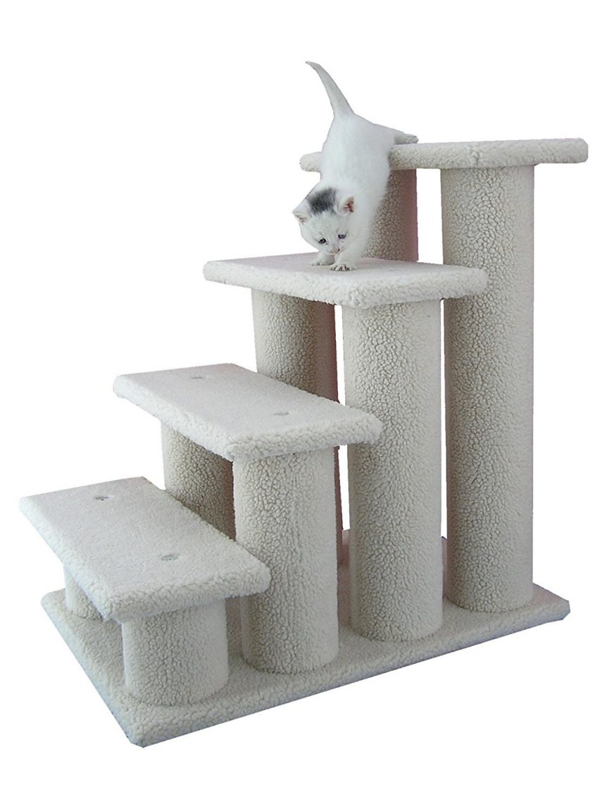 Solvit Pupstep Plus Pet Stairs Cat Padz