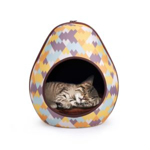 Ibiyaya Cave Pod Cat Bed