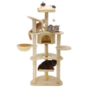 Ollieroo Cat Tree 60 inch