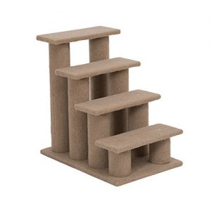 Pawhut Mutli-Level Scratching Post Cat Tree Climber