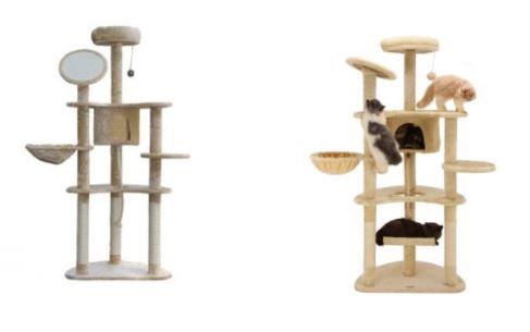 Ollieroo Cat Tree Pawhut Cat Tree Review